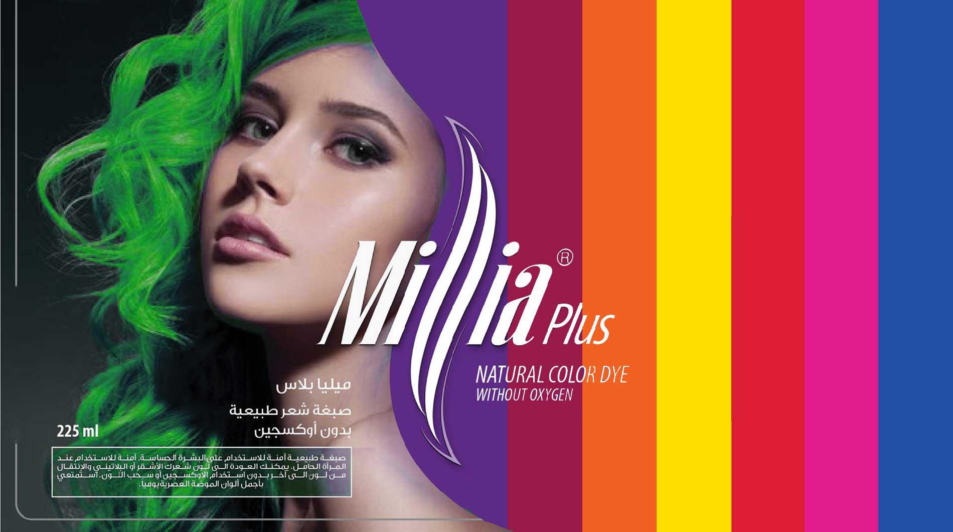 New Dye from Millia Plus